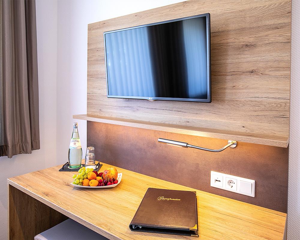 Businessbereich Komfortzimmer