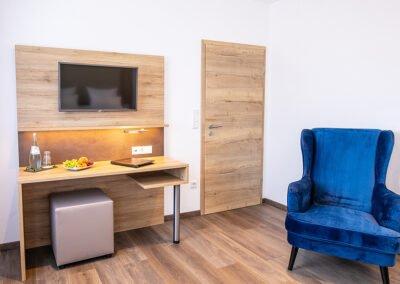 Business Bereich Doppelzimmer