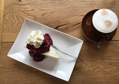 Hausgebackener Kuchen